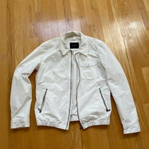 Massimo Dutti Water Repellant Jacket